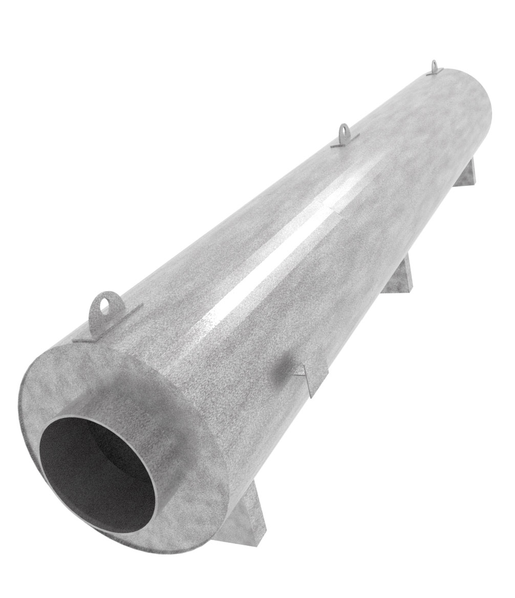INERCO Etech Noise Reduction Silencer model